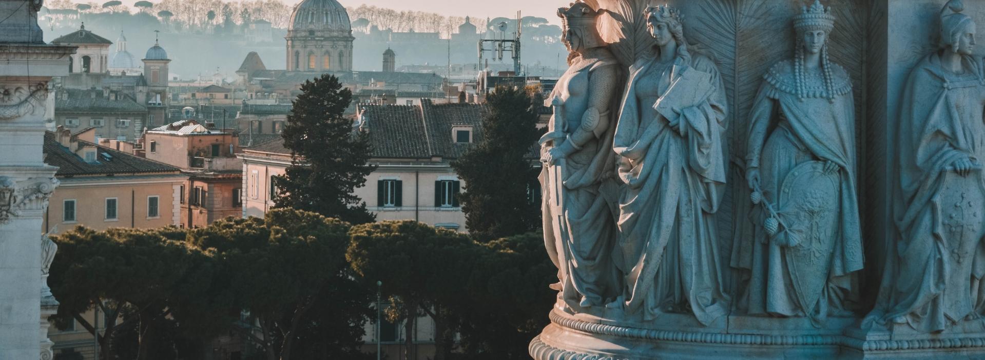 San Marco a la Romana, le chef-d'œuvre du café italien – Café San Marco