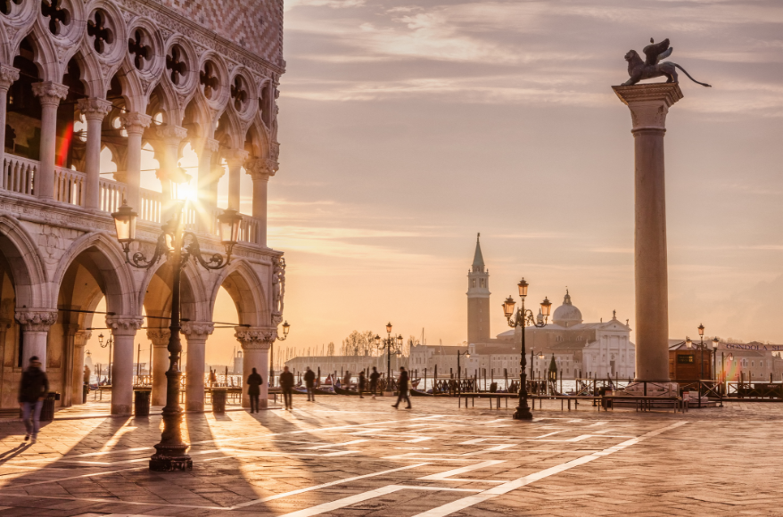 L'histoire San Marco